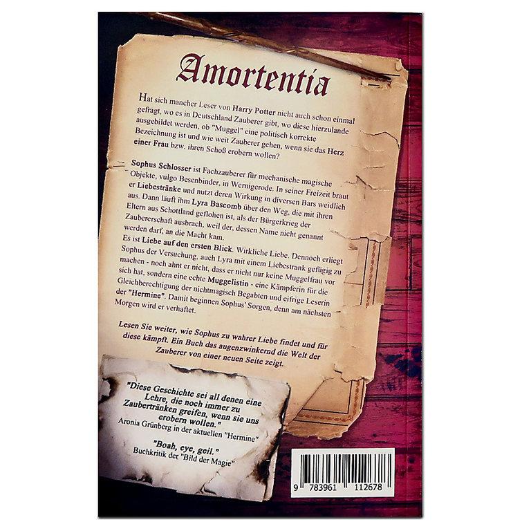 Der HexenShop Amortentia - Zaubertränke